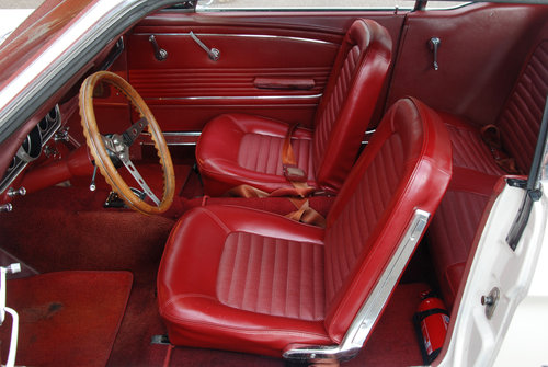 1966 Ford Mustang 289cui / 4,7 l LHD For Sale (picture 3 of 6)