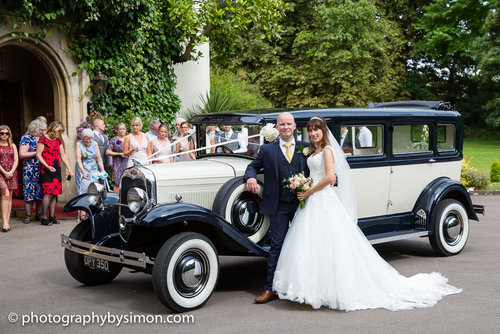 1931 Vintage Limousine Wedding Car Hire For Hire (picture 1 of 6)