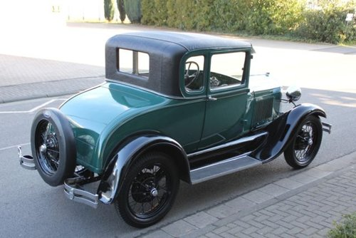 Ford Model A Business Coupe, 1929, 16.900,- Euro For Sale (picture 2 of 6)