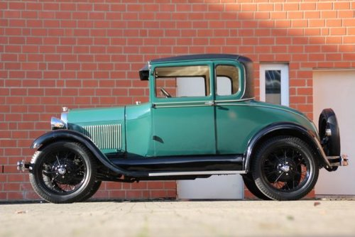 Ford Model A Business Coupe, 1929, 16.900,- Euro For Sale (picture 6 of 6)