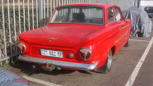 1963 MK1 FORD CORTINA 1600 SOLD (picture 3 of 6)