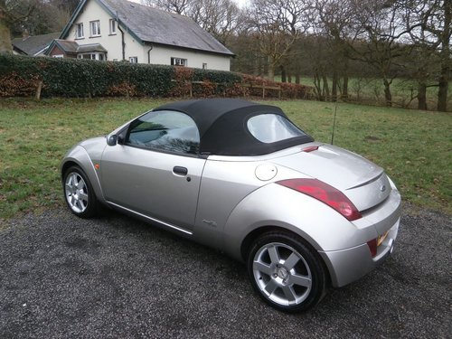 2006 FORD STREETKA RED LTD EDT SILVER/RED 33K P/X BARGAIN! SOLD (picture 2 of 6)