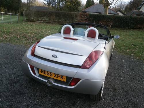 2006 FORD STREETKA RED LTD EDT SILVER/RED 33K P/X BARGAIN! SOLD (picture 3 of 6)