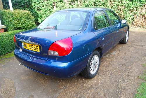 2000 Ford Mondeo 2.0 Ghia 50,043 miles fsh all Ford dealer SOLD (picture 4 of 6)