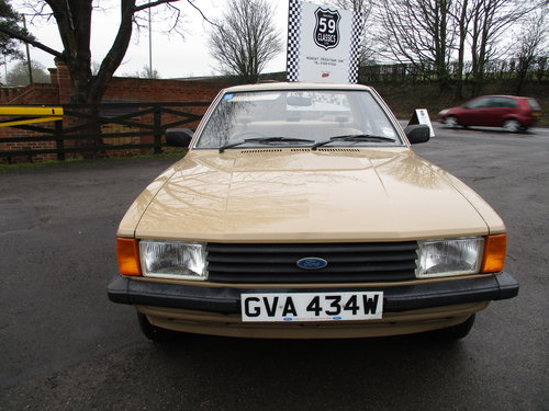 1981 Cortina MKV 1982 for sale For Sale (picture 1 of 1)