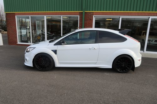 2009 Ford Focus RS with Lux Pack 17,000 Miles SOLD (picture 2 of 6)