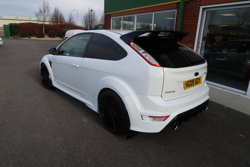 2009 Ford Focus RS with Lux Pack 17,000 Miles SOLD (picture 3 of 6)