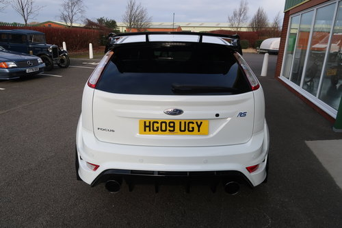2009 Ford Focus RS with Lux Pack 17,000 Miles SOLD (picture 4 of 6)