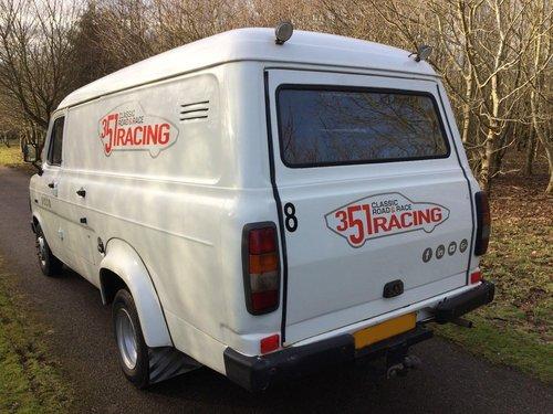 13302295894a12 ... 2 of  1986 Mk2 Transit van - RHD