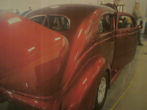 1937 Ford 2DR Slantback For Sale (picture 2 of 6)