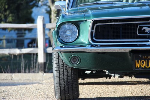 1968 68 Ford Mustang V8 302 Coupe For Sale (picture 3 of 6)