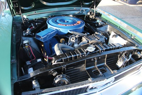 1968 68 Ford Mustang V8 302 Coupe For Sale (picture 6 of 6)