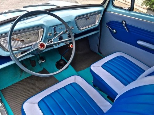 1962 Ford - Anglia 106E Deluxe FULLY RESTORED SOLD (picture 3 of 6)