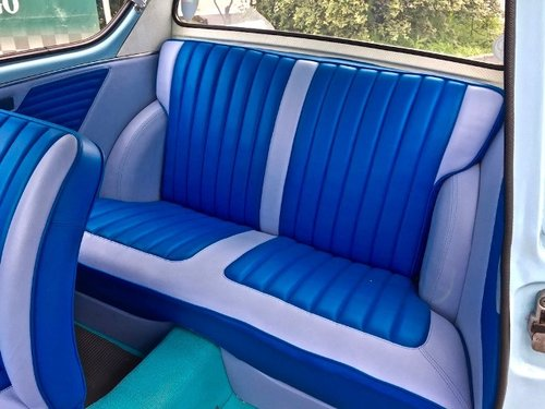 1962 Ford - Anglia 106E Deluxe FULLY RESTORED SOLD (picture 4 of 6)