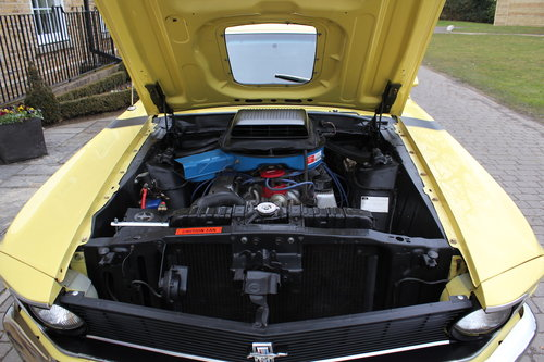 1970 Ford Mustang Boss 302 5.0L For Sale (picture 4 of 6)