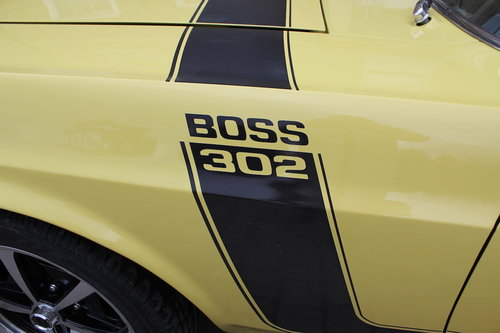 1970 Ford Mustang Boss 302 5.0L For Sale (picture 6 of 6)
