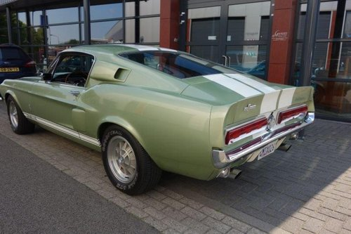 1967 Ford Mustang Shelby GT350 For Sale (picture 1 of 6)