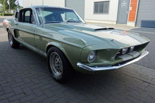 1967 Ford Mustang Shelby GT350 For Sale (picture 3 of 6)