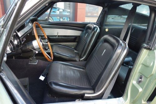 1967 Ford Mustang Shelby GT350 For Sale (picture 5 of 6)