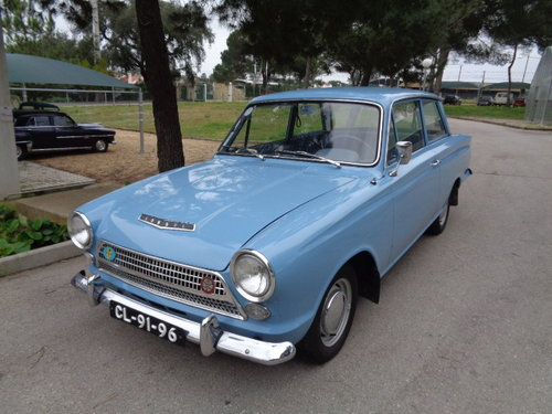 1964 Ford Cortina - In Great Condition For Sale (picture 1 of 6)