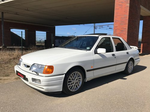 1989 Perfect LHD Ford Sierra Cosworth SOLD (picture 1 of 6)