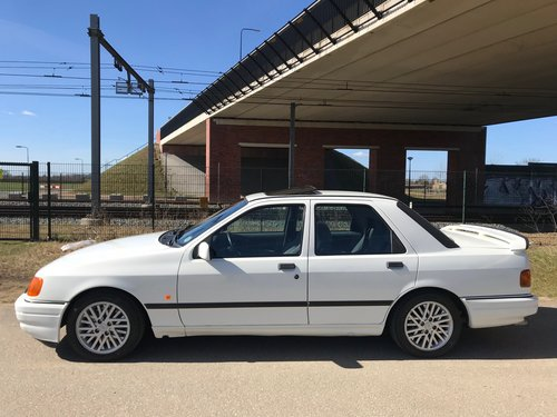 1989 Perfect LHD Ford Sierra Cosworth For Sale | Car And Classic