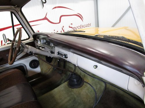 1964 Ford F250 Custom Cab V8 Pick Up For Sale (picture 5 of 6)