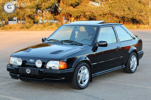 1987 Ford Escort Rs Turbo SOLD (picture 3 of 6)