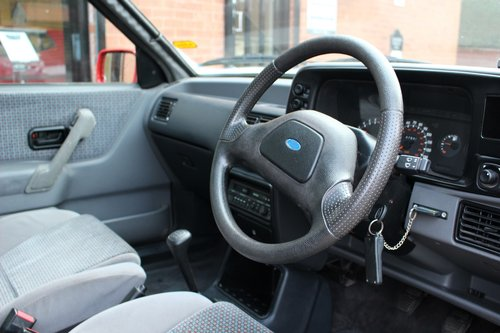 1990 Ford Escort XR3i  One owner - 7850 miles from new SOLD (picture 6 of 6)