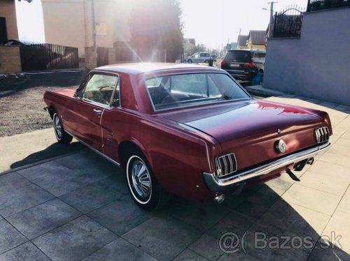 Ford Mustang 1966, original condition  For Sale (picture 3 of 6)