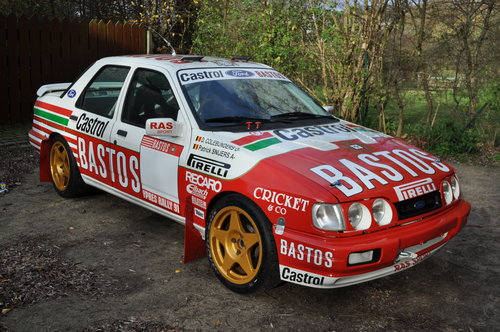 Ford Sierra RS Cosworth 4x4 (1988) For Sale (picture 1 of 6)