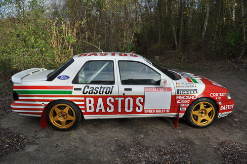 Ford Sierra RS Cosworth 4x4 (1988) For Sale (picture 2 of 6)