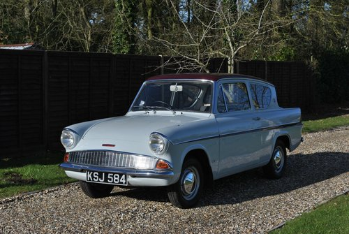 Ford Anglia 105e 997 1962 SOLD (picture 2 of 6)
