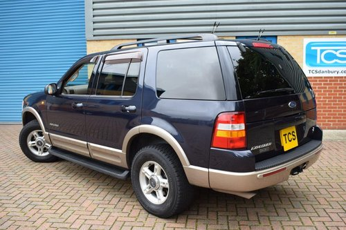 2003 RHD Ford Explorer 4.6i V8 7-Seater Automatic SOLD (picture 2 of 6)