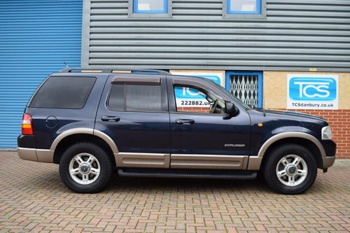 2003 RHD Ford Explorer 4.6i V8 7-Seater Automatic SOLD (picture 3 of 6)