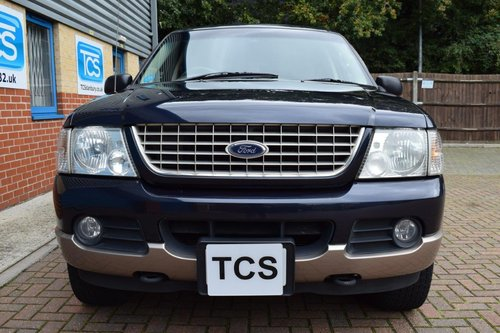 2003 RHD Ford Explorer 4.6i V8 7-Seater Automatic SOLD (picture 4 of 6)