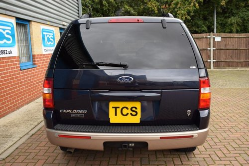 2003 RHD Ford Explorer 4.6i V8 7-Seater Automatic SOLD (picture 5 of 6)