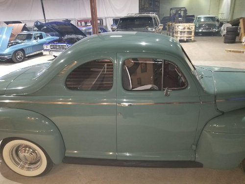 1941 Ford Coupe Street Rod Classic  For Sale (picture 3 of 6)