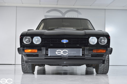 1984 A lovely Ford Capri 2.8 Injection - Only 56k miles from new SOLD (picture 1 of 6)
