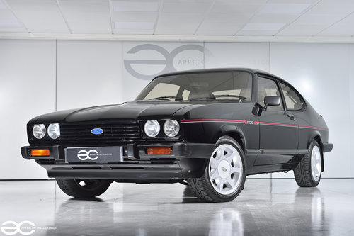 1984 A lovely Ford Capri 2.8 Injection - Only 56k miles from new SOLD (picture 2 of 6)