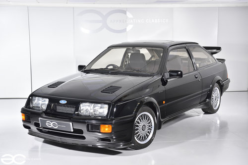 1987 Stunning Original Sierra RS500 Cosworth - Original Paint  SOLD (picture 2 of 6)