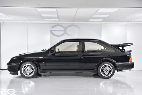 1987 Stunning Original Sierra RS500 Cosworth - Original Paint  SOLD (picture 3 of 6)