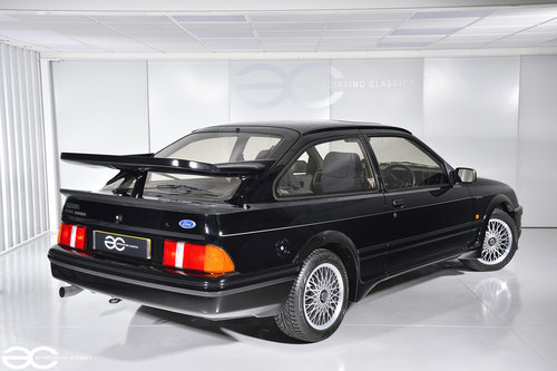 1987 Stunning Original Sierra RS500 Cosworth - Original Paint  SOLD (picture 4 of 6)