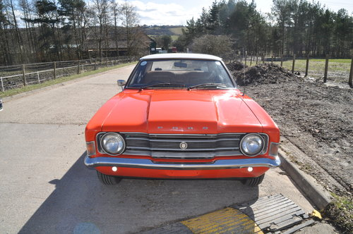 1976 MK3 FORD CORTINA MOT'D SA IMPORT WILL BE SOLD UK REGISTERED  SOLD (picture 2 of 6)