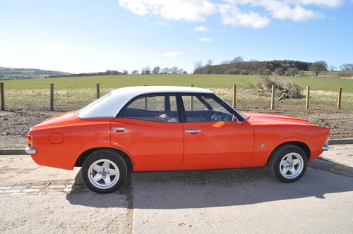 1976 MK3 FORD CORTINA MOT'D SA IMPORT WILL BE SOLD UK REGISTERED  SOLD (picture 4 of 6)