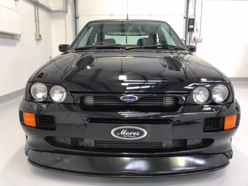 1992 Stunning Escort Cosworth RS - Black - NOW RESERVED  (picture 2 of 6)