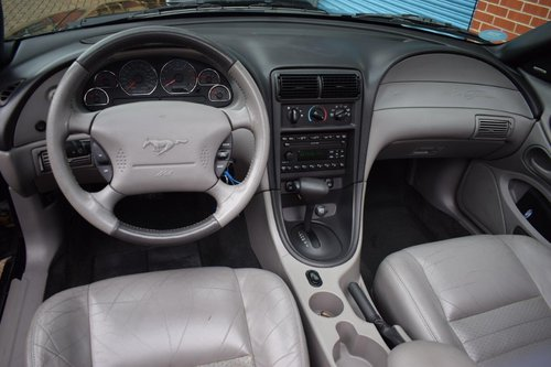 2002 Ford Mustang GT V8 Convertible Automatic  For Sale (picture 6 of 6)