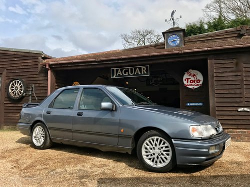 FORD SIERRA RS COSWORTH SAPPHIRE 2WD SOLD (picture 1 of 6)