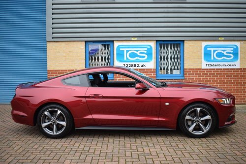 2015 LHD UK Registered Mustang EcoBoost FastBack Automatic For Sale (picture 3 of 6)