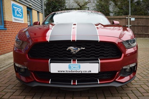 2015 LHD UK Registered Mustang EcoBoost FastBack Automatic For Sale (picture 4 of 6)